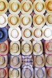 Chapéus de vaqueiro Imagens de Stock Royalty Free