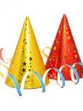 Chapéus do partido Imagens de Stock