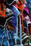 Chapéus nórdicos imagens de stock