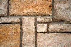 Chapa de piedra Imagen de archivo libre de regalías