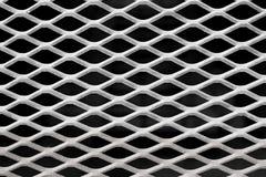 Chapa metálica perfurada Imagens de Stock