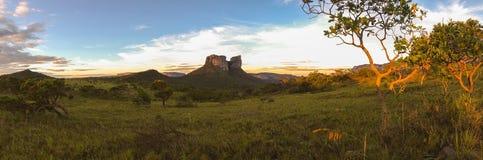 Chapada Diamantina, Бразилия Стоковые Фотографии RF