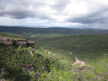 Chapada Diamantina Sky and Landscape Stock Photos
