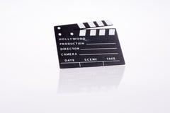 Chapaleta de la película Foto de archivo libre de regalías