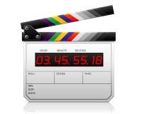 Chapaleta del LCD Imágenes de archivo libres de regalías