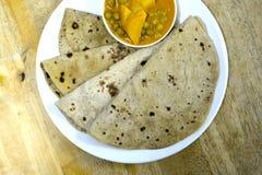 chapati photos stock