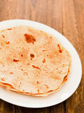 Chapati photo libre de droits