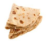 Chapati fotografia stock