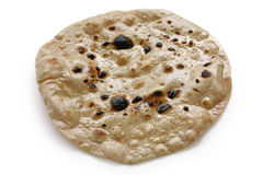 Chapati , flat indian bread Royalty Free Stock Image