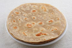 Chapati, Indian bread. Stock Photos