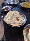 Chapati Stock Images