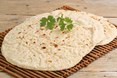 Chapattis Royalty Free Stock Photography