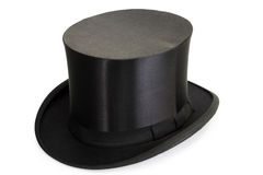 chapeau claque Στοκ Εικόνες