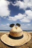 Chapeau d'été Photos libres de droits
