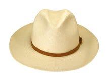 Chapeau d'été Photos stock