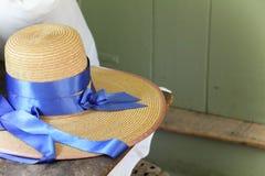 Chapeau d'été Images stock