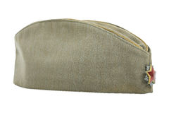 Chapeau d'armée Photographie stock