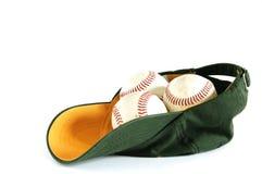Chapeau de base-ball Photos stock