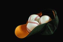 Chapeau de base-ball Photographie stock libre de droits