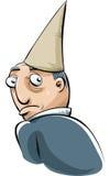 Chapeau de cancre illustration libre de droits