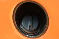 Chapeau de carburant Image stock