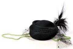 Chapeau de cru Photographie stock