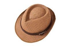 Chapeau de dame de mode Image libre de droits