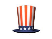 chapeau de dessin animé Image stock