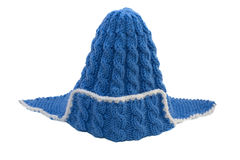 Chapeau de l'hiver des enfants Photo stock