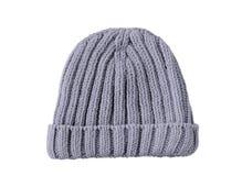 Chapeau de laine de l'hiver Photographie stock libre de droits