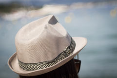 Chapeau de mer Photo libre de droits