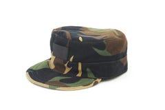 Chapeau de modèle de camouflage Photos stock