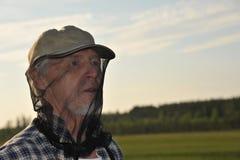 Chapeau de moustique Photo stock