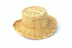 Chapeau de paille Photo stock