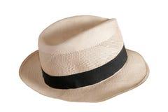 Chapeau de Panama Image libre de droits