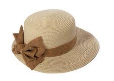 Chapeau de plage Image stock