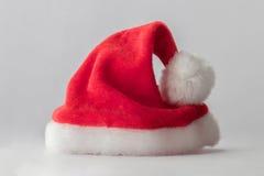 Chapeau de rouge de Santa Claus Images stock