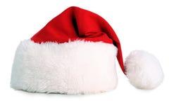 Chapeau de Santa image stock