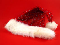 Chapeau de Santa Photos stock