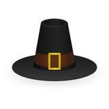Chapeau de thanksgiving Photographie stock libre de droits