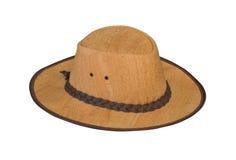 Chapeau de voyage Image libre de droits