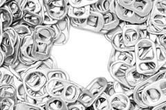 Chapeau en aluminium image stock