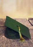 Chapeau gradué Photos stock