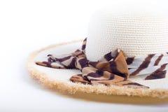 Chapeau indigène élégant de style photo stock