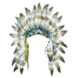 Chapeau indigène Photo stock