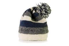 Chapeau laineux chaud Images libres de droits