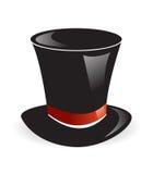 Chapeau magique   Photo stock