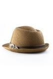 Chapeau pour le voyage photos libres de droits