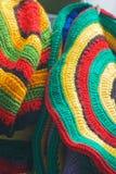 Chapeau rayé photo libre de droits