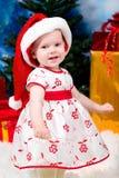 Chapeau rouge Photo stock
